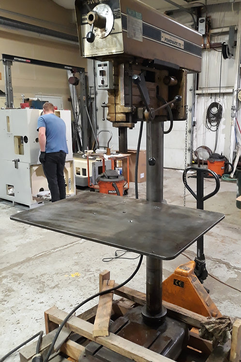 Powermatic 1200 Drill Press 1 1/2 HP