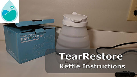 One-Click Kettle Instructions