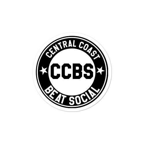 CCBS stickers