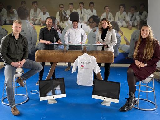 Schooljudo en IT4Kids verlengen samenwerking voor meer duurzame (sport)kansen!