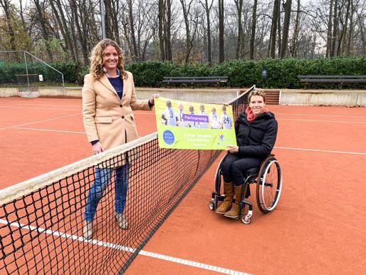 IT4Kids en Esther Vergeer Foundation gaan samen meer kinderen met een handicap laten sporten