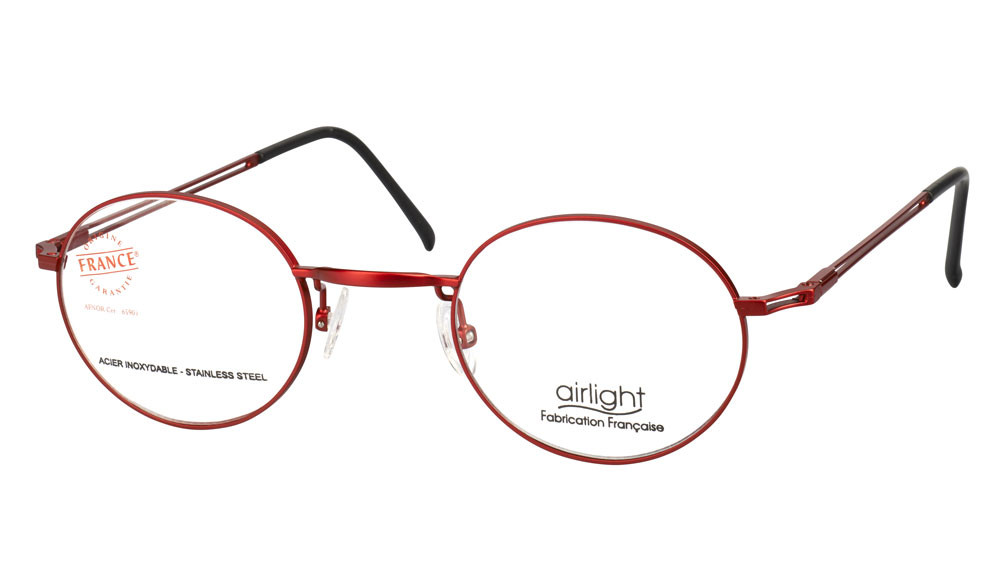 Lunettes Airlight légères made in France
