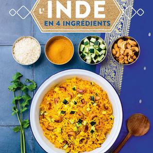 """""""L'Inde en 4 ingrédients"""" Par Sandra Salmandjee"""