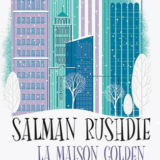 """""""La Maison Golden"""" de Salman Rushdie"""