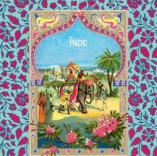 """""""Le petit livre de l'Inde"""" Par Isabelle de Couliboeuf"""