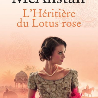 """L'Héritière du Lotus rose"" de Kate McAlistair"
