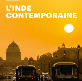 """L'Inde Contemporaine, de 1990 à nos jours"" sous la direction de Christophe Jaffrelot"