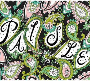 Le motif Paisley, boteh ou cachemire