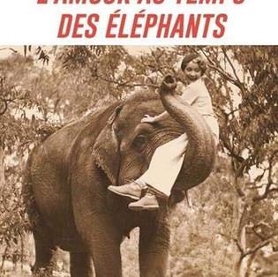 """""""L'amour au temps des éléphants"""" - Ariane Bois"""