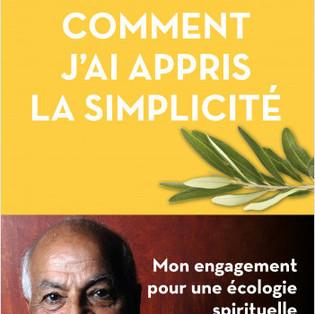 """""""Comment j'ai appris la simplicité"""" de Satish Kumar"""