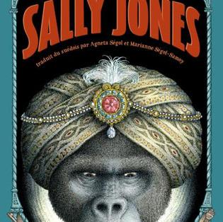 """""""Sally Jones"""" de Jakob Wegelius"""