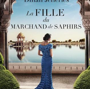 """""""La Fille du Marchand de Saphirs"""" de Dinah Jefferies"""