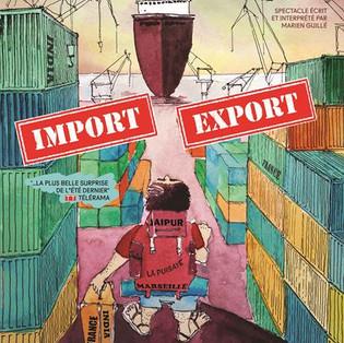 """""""Import Export, récit d'un voyage en Inde - Festival Off Avignon"""