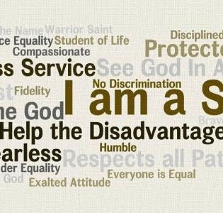 """""""Le Sikisme - Le sabre à double tranchant à l'unicité de Dieu"""" par Sewa Singh Kalsi"""