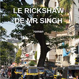 """""""Le rickshaw de Mr Singh"""" / """"Mr. Singh's rickshaw"""" par Olivier Da Lage"""