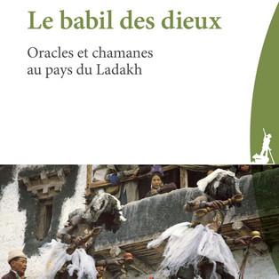 """""""Le babil des dieux"""" André Velter"""