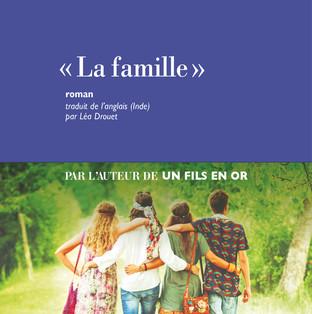 """""""La Famille"""" de Shilpi Somaya Gowda"""