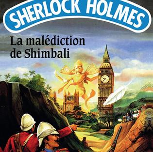 """""""Sherlock Holmes - La malédiction de Shimabali"""" par Pierre et François Lejoyeux"""