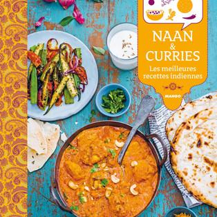 Naan & Curries - Les meilleures recettes indiennes - Sandra Salmandjee alias Chef Sanjee