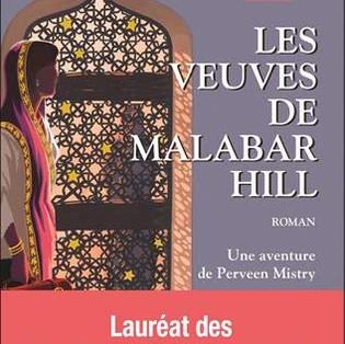 """""""Les Veuves de Malabar Hill"""" de Sujata Massey"""