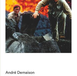 """""""Les Diables des volcans : Maurice et Katia Krafft"""" par André Demaison"""