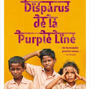 """""""Les Disparus de la Purple Line"""" de Deepa Anappara"""