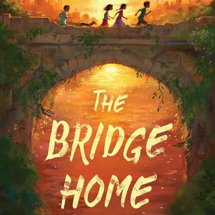 """""""De l'autre côté du pont"""" - """"The Bridge Home"""" de Padma Venkatraman"""