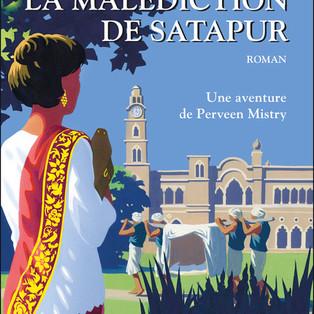 """La malédiction de Satapur"" de Sujata Massey"