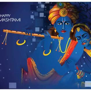 La fête de la naissance de Krishna - Krishna Janmashtami