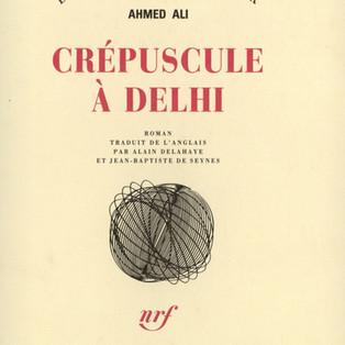 """""""Crépuscule à Delhi"""" de Ahmed Ali"""