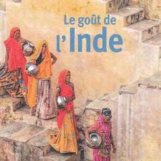 """""""Le goût de l'Inde"""", textes réunis et présentés par Jean-Claude Perrier"""