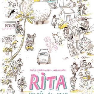 """""""Rita sauvée des eaux"""" de Sophie Legoubin Caupeil et Alice Charbin"""