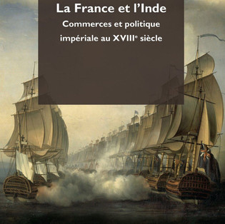"""La France et l'Inde"" de Massimiliano Vaghi"