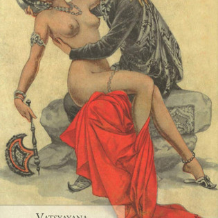 Les Kama Sutra de Vatsyayana