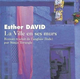 """""""La Ville en ses murs"""" Par Esther David"""