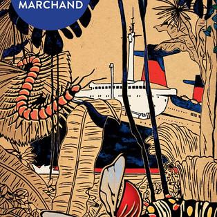 """""""La Déesse & le Marchand"""" - Amitav Ghosh"""