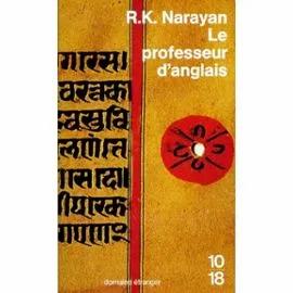 """Le professeur d'anglais"" de Rasipuram-Krishnaswami Narayan"