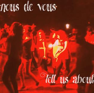 Parlez-nous de vous / Tell us about yourself