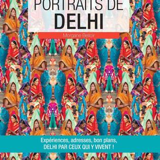 Portraits de Delhi de Morgane Belloir