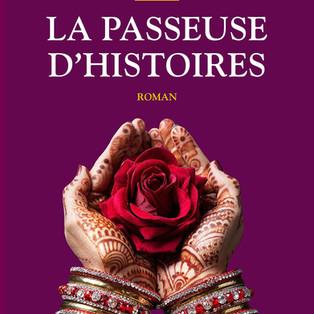 """La Passeuse d'histoires"" de Sejal Badani"