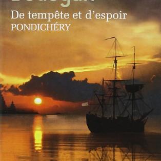"""""""De tempête et d'espoir Pondichéry"""" de Marina Dédéyan"""