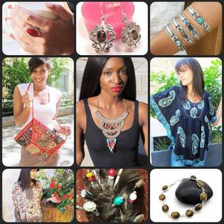 Boutique Mosaik, bijoux et accessoires