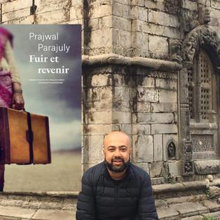 """Entretien avec Prajwal Parajuly à l'occasion de la parution de son roman """"Fuir et revenir"""""""
