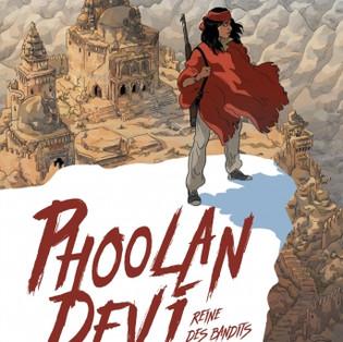 Phoolan Devi, Reine des Bandits par Claire Fauvel