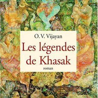 """""""Les légendes de Khasak"""" de O.V. Vijayan"""