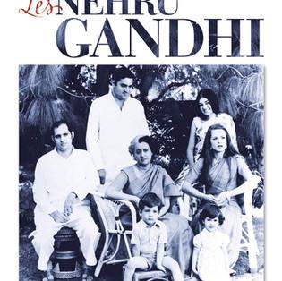 """""""Les Nehru-Gandhi"""" de Renée-Paule Guillot"""