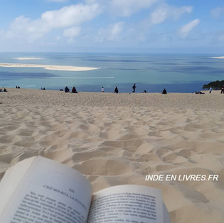 Livres à mettre dans votre valise / Comment voyager en Inde par la lecture tout en restant en Europe