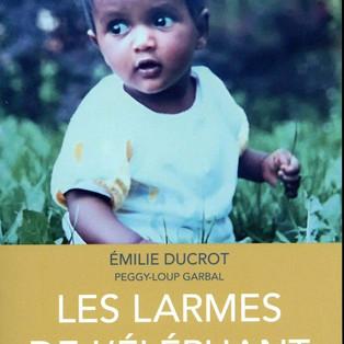 """""""Les larmes de l'éléphant"""" de Émilie Ducrot et Peggy-Loup Garbal"""