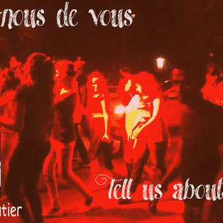 """Parlez-nous de vous - Tell us about yourself : Ari Gautier"""