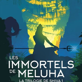 Les Immortels de Meluha - Livre 1 de la Trilogie de Shiva - de Amish Tripathi